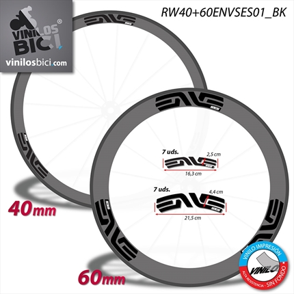 Enve decals