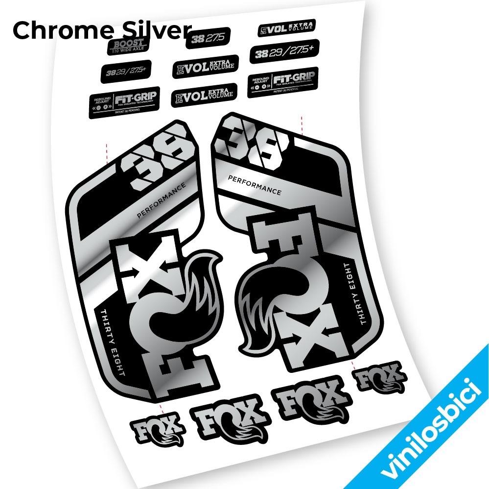 (Chrome Silver)