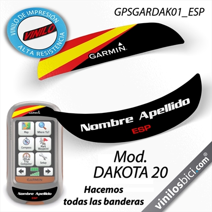 Garmin Dakota 20 vinilos adhesivos, pegatinas garmin, protector garmin, protector gps garmin, Garmin edge stickers , garmin Dakota 20  stickers, Dakota 20  stickers, garmin decals, garmin protection,