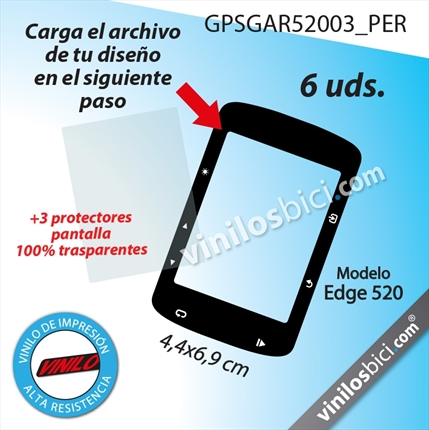 Garmin Edge 520 vinilos adhesivos, pegatinas garmin, protector garmin, protector gps garmin, Garmin edge stickers , garmin edge 520 stickers, garmin 520 stickers, garmin decals, garmin protection,