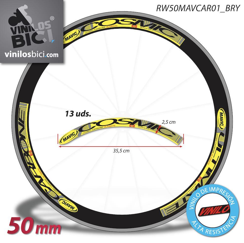 Pegatinas para Bici Sticker Decorativo Bicicleta Juego de Adhesivos en Vinilo para Bici Monty Pegatinas Cuadro Bici