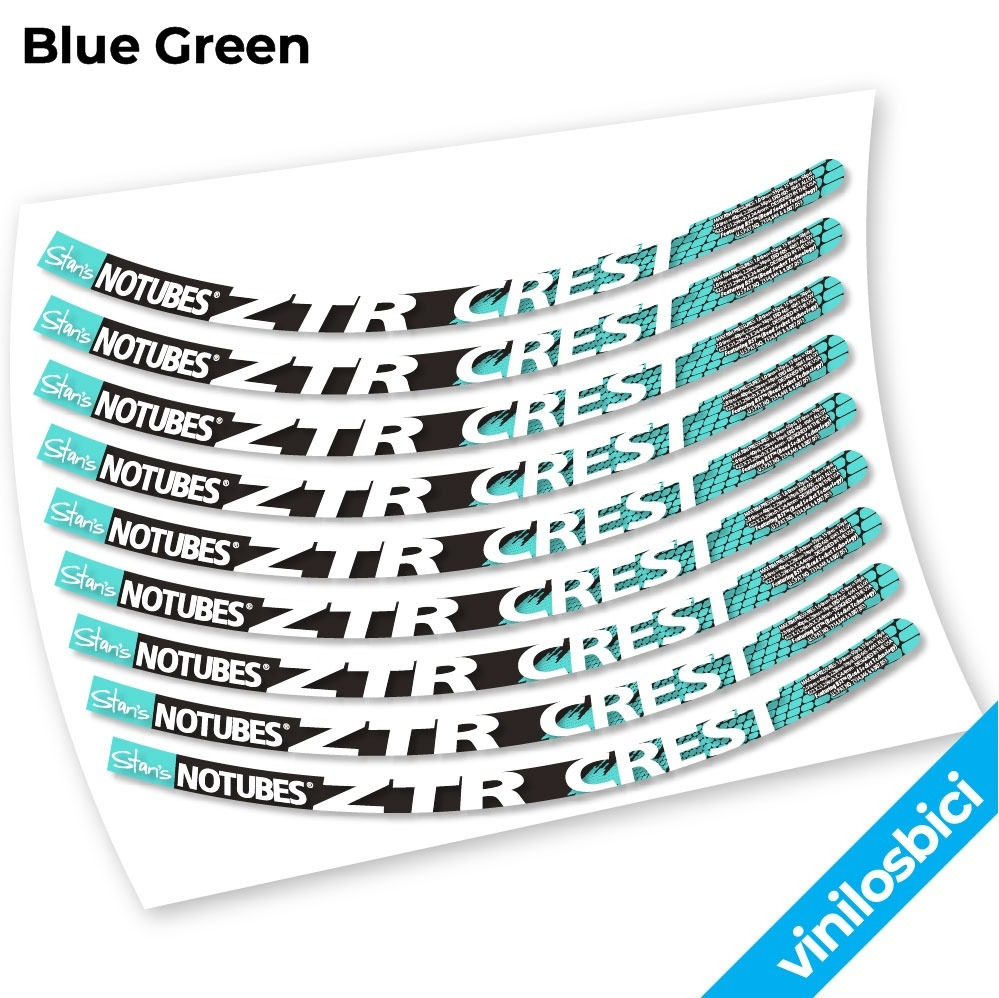 (Blue Green)