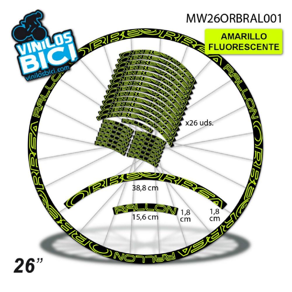 Pegatinas para Bici Juego de Adhesivos en Vinilo para Bici BERRIA Pegatinas Cuadro Bici Sticker Decorativo Bicicleta