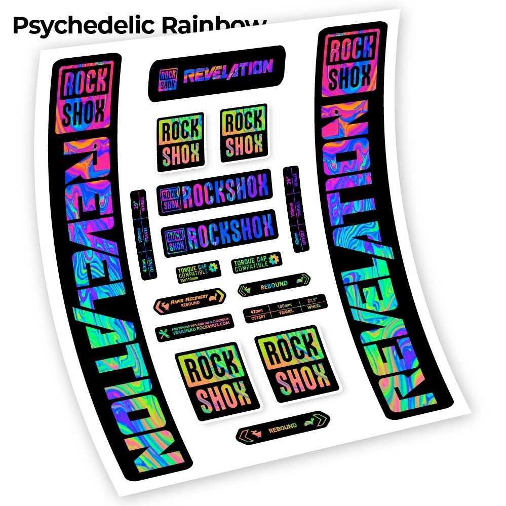 (Psychedelic Rainbow)