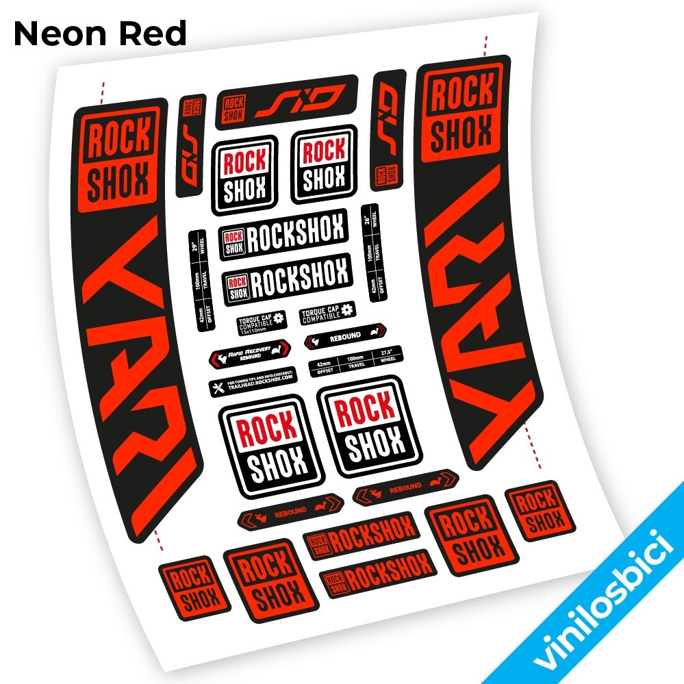 (Neon Red)
