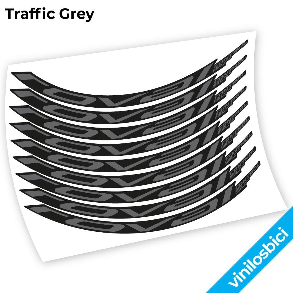 (Traffic Grey)