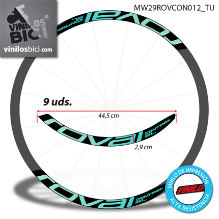 Juego de Adhesivos en Vinilo para Bici Scott Pegatinas Cuadro Bici Sticker Decorativo Bicicleta Pegatinas para Bici