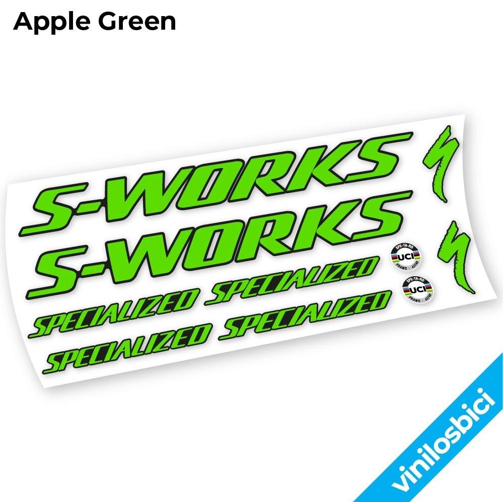 (Apple Green)