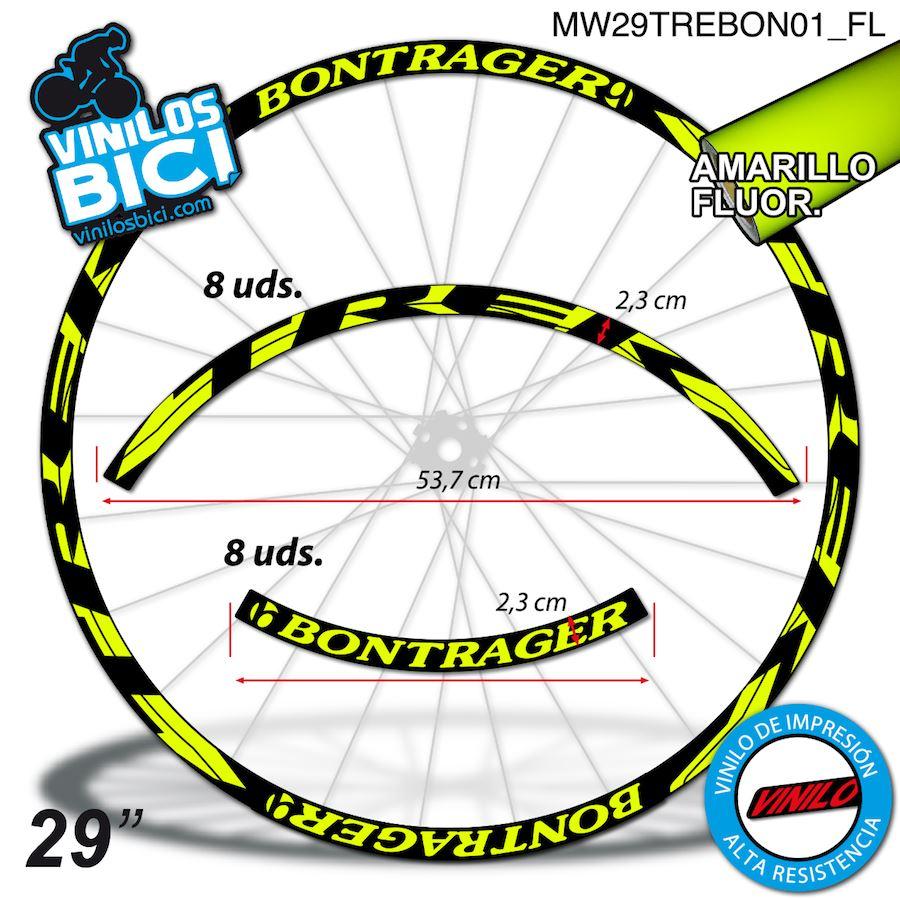 Juego de Adhesivos en Vinilo para Bici Niner 2 Pegatinas Cuadro Bici Pegatinas para Bici Sticker Decorativo Bicicleta