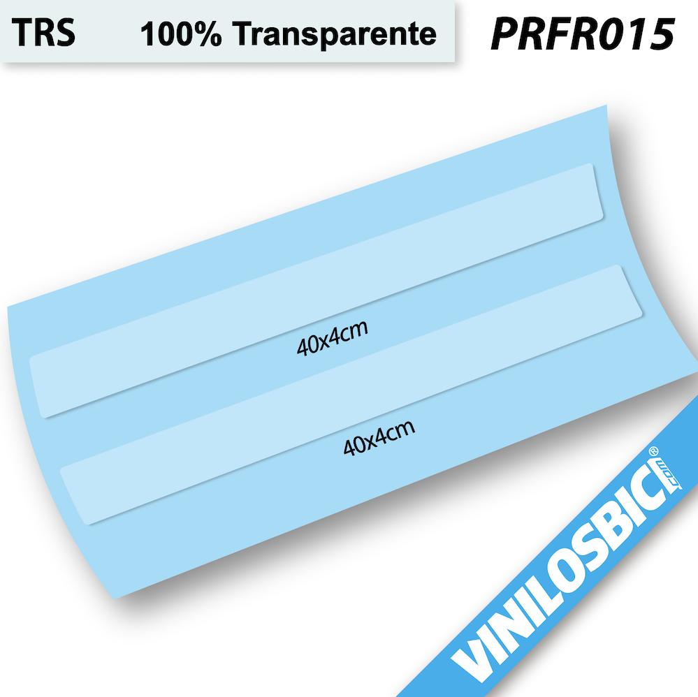 Vinilo adhesivo transparente protector para cuadro